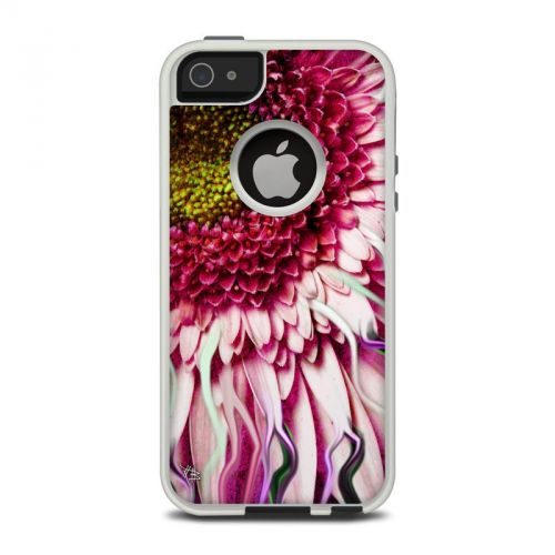 Crazy Daisy OtterBox Commuter iPhone 5 Skin