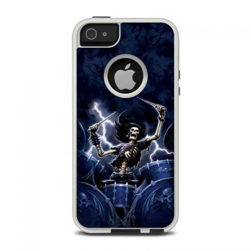 Death Drummer OtterBox Commuter iPhone 5 Skin