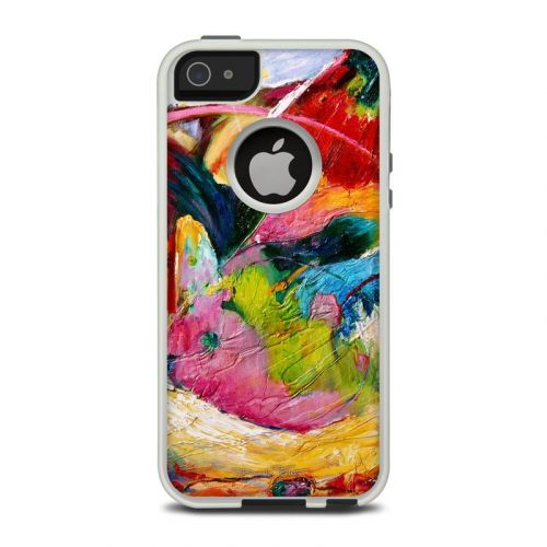 Tahiti OtterBox Commuter iPhone 5 Skin