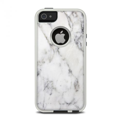 White Marble OtterBox Commuter iPhone 5 Skin