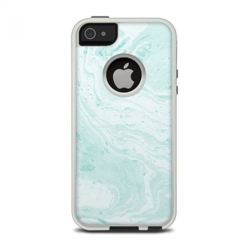 Winter Green Marble OtterBox Commuter iPhone 5 Skin