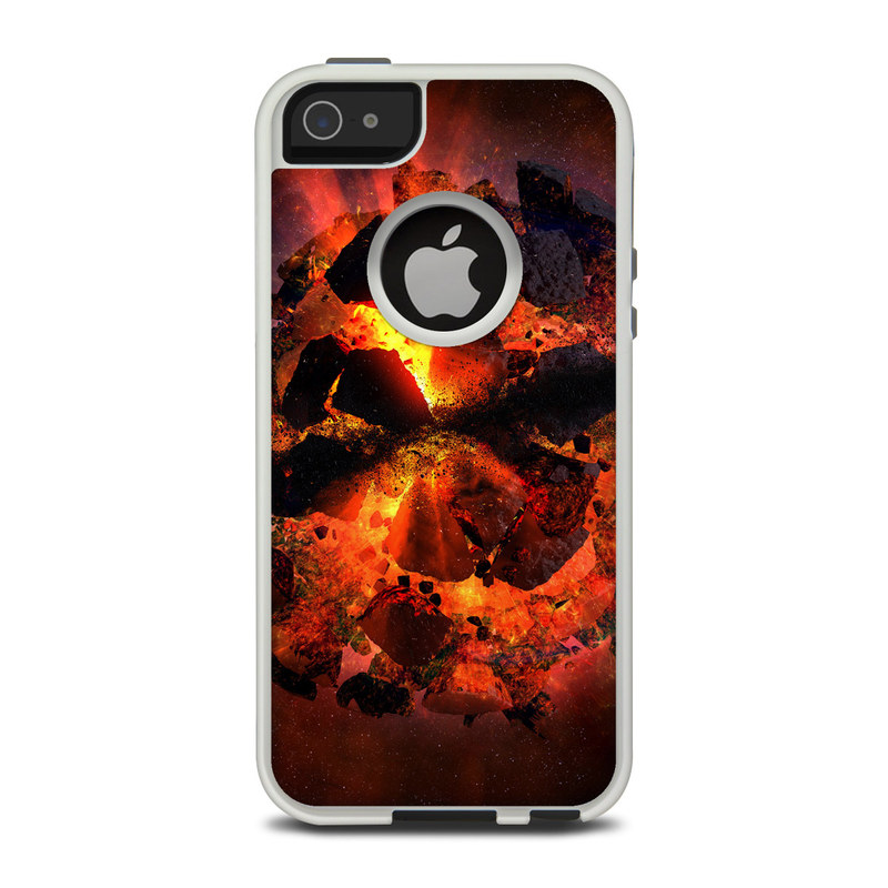 Aftermath OtterBox Commuter iPhone 5 Skin