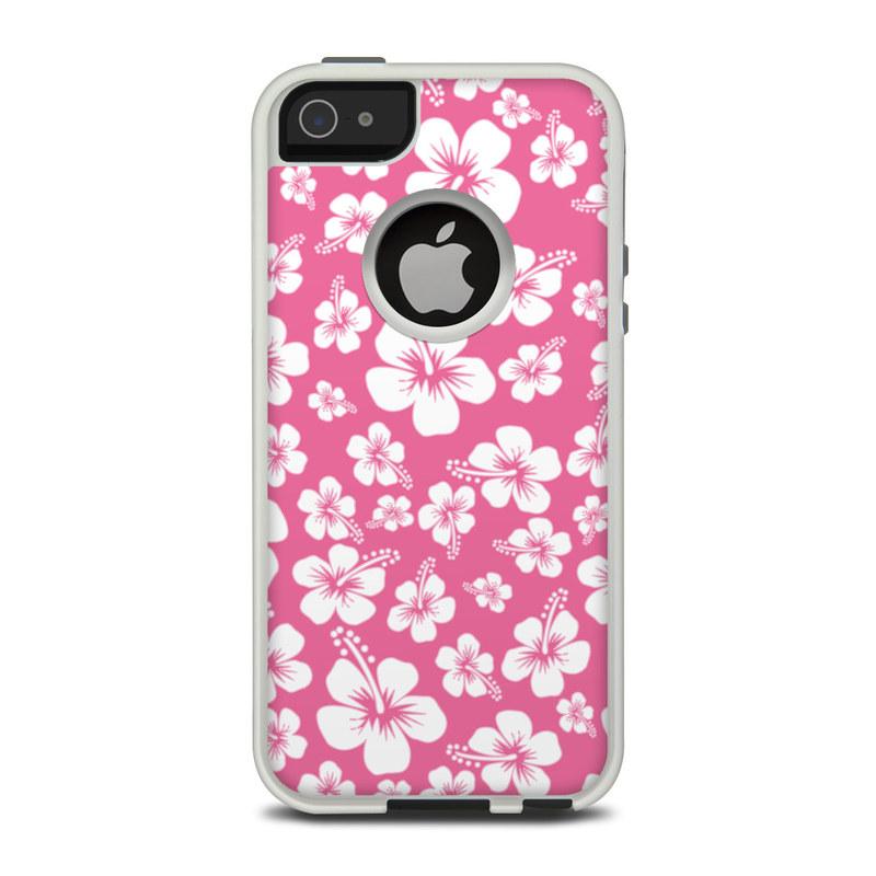 Aloha Pink OtterBox Commuter iPhone 5 Skin
