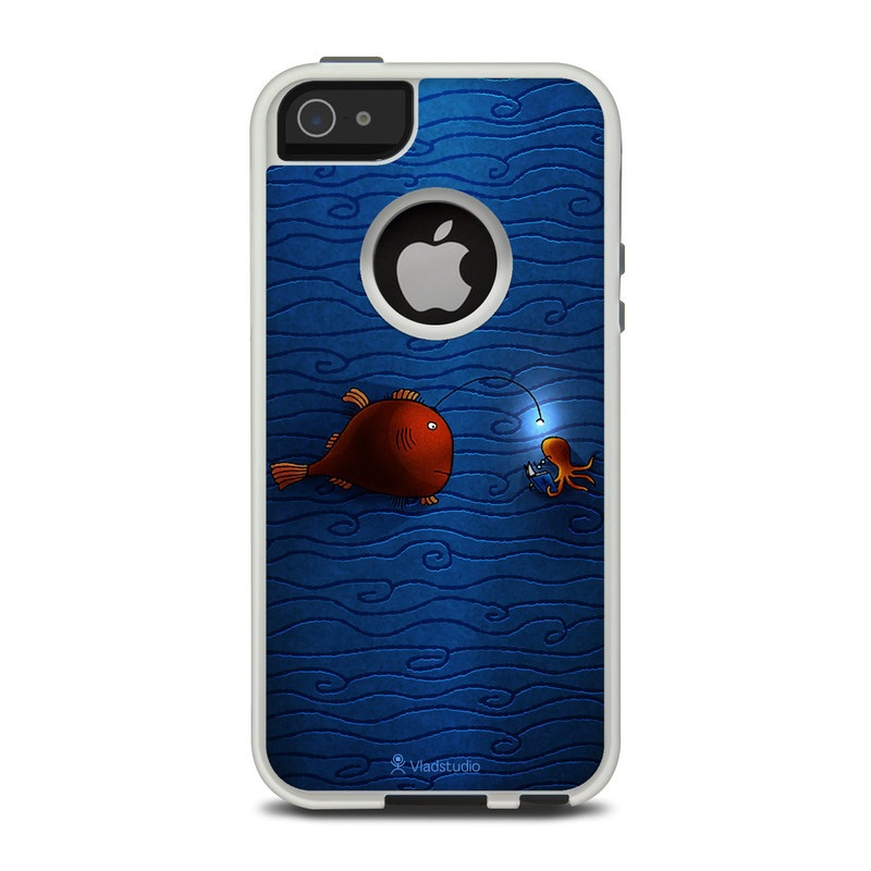 Angler Fish OtterBox Commuter iPhone 5 Skin