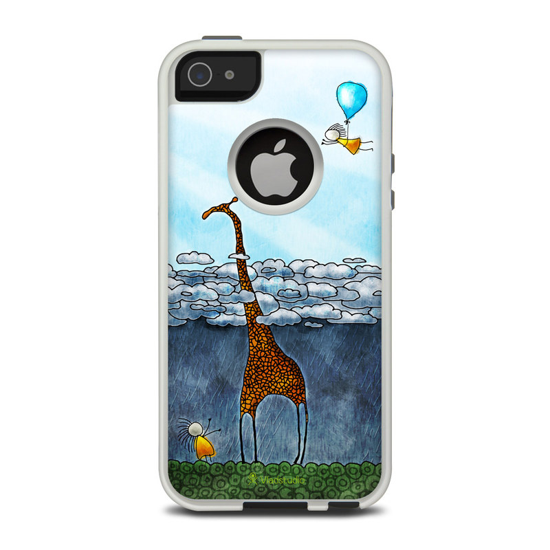 Above The Clouds OtterBox Commuter iPhone 5 Skin