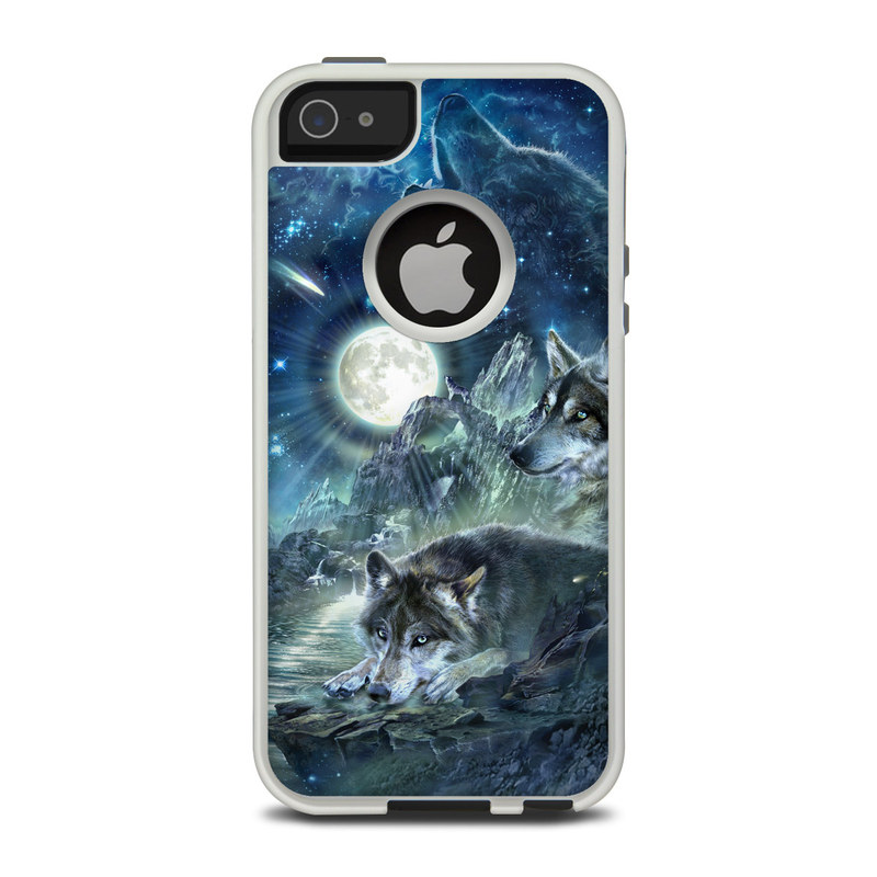 Bark At The Moon OtterBox Commuter iPhone 5 Skin