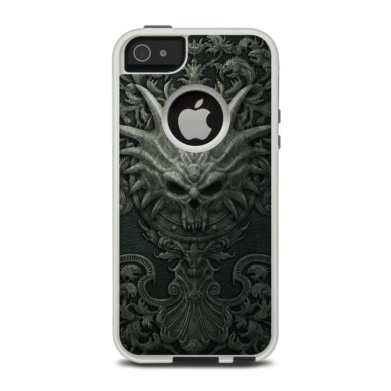 Black Book OtterBox Commuter iPhone 5 Skin