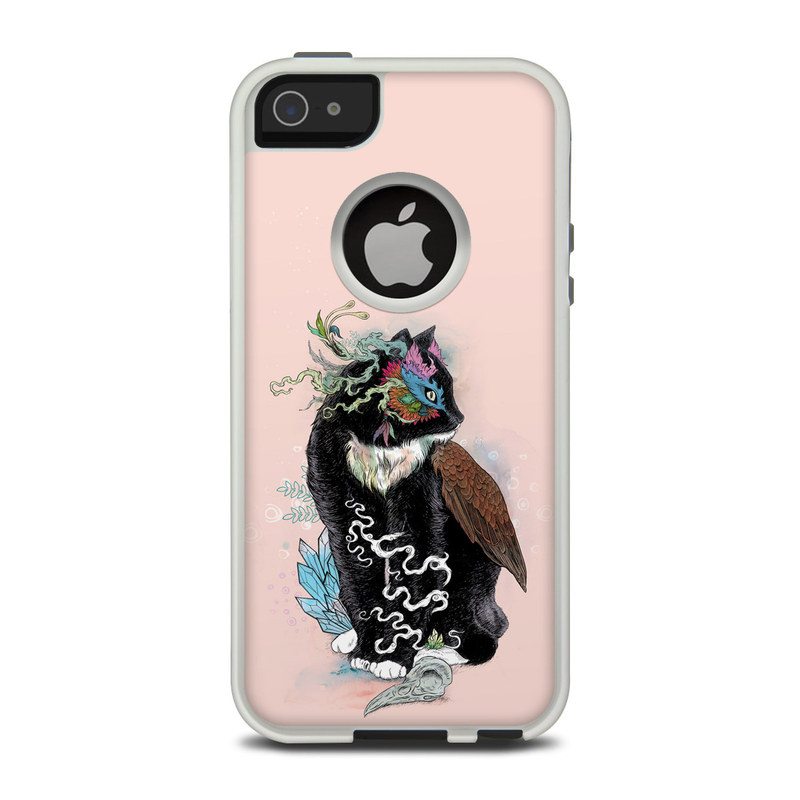 Black Magic OtterBox Commuter iPhone 5 Skin