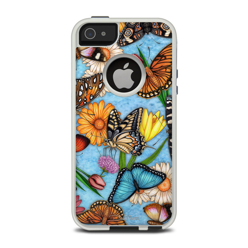 Butterfly Land OtterBox Commuter iPhone 5 Skin