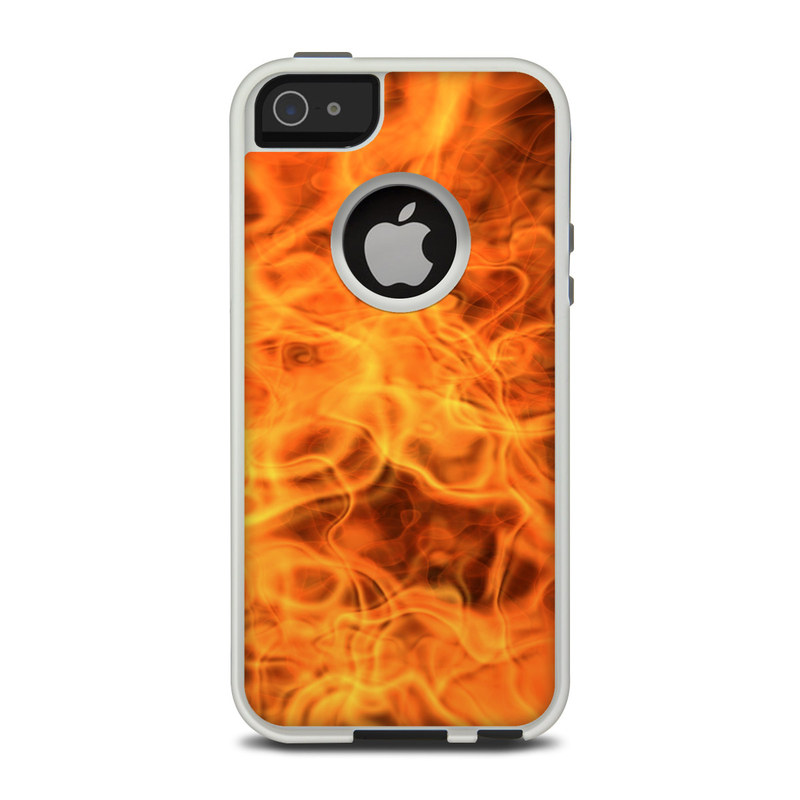 Combustion OtterBox Commuter iPhone 5 Skin