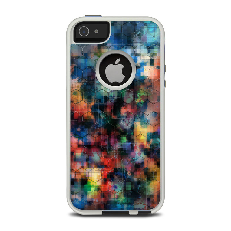 Circuit Breaker OtterBox Commuter iPhone 5 Skin