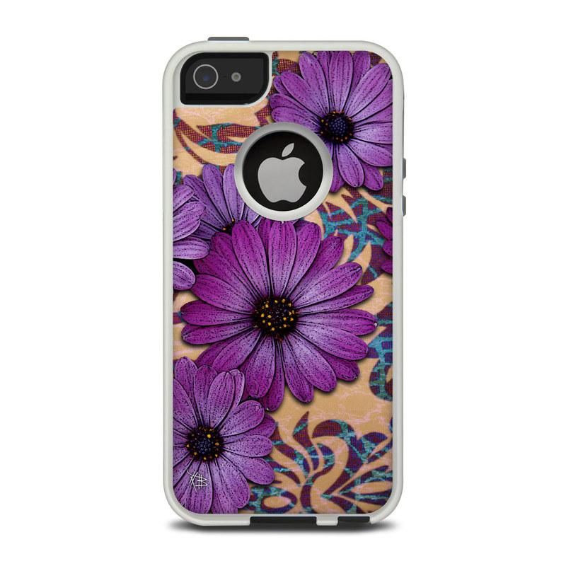 Daisy Damask OtterBox Commuter iPhone 5 Skin