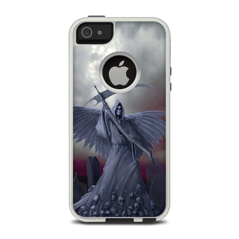 Death on Hold OtterBox Commuter iPhone 5 Skin