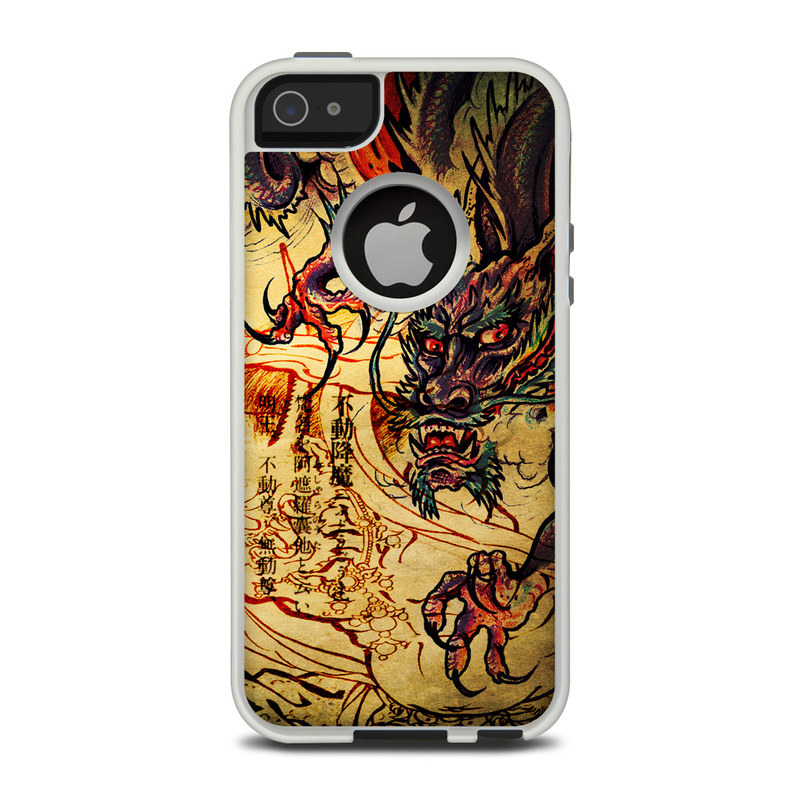 Dragon Legend OtterBox Commuter iPhone 5 Skin