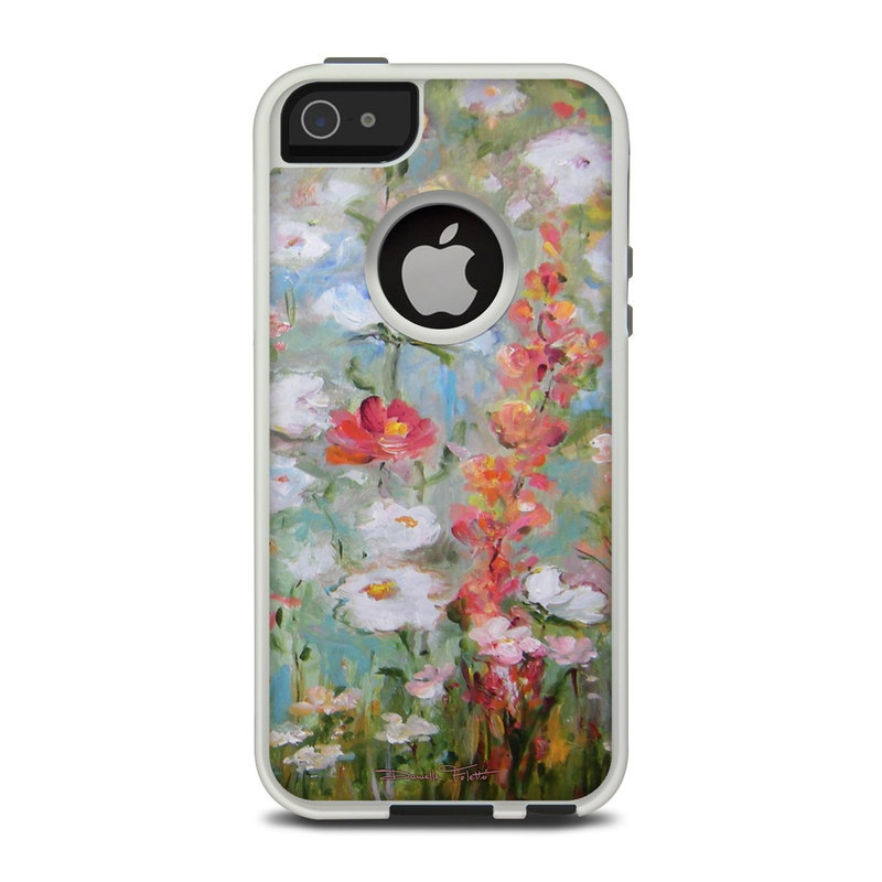 Flower Blooms OtterBox Commuter iPhone 5 Skin