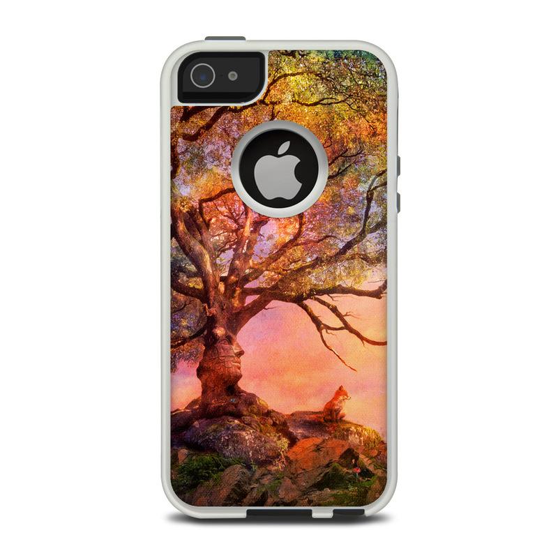 Fox Sunset OtterBox Commuter iPhone 5 Skin