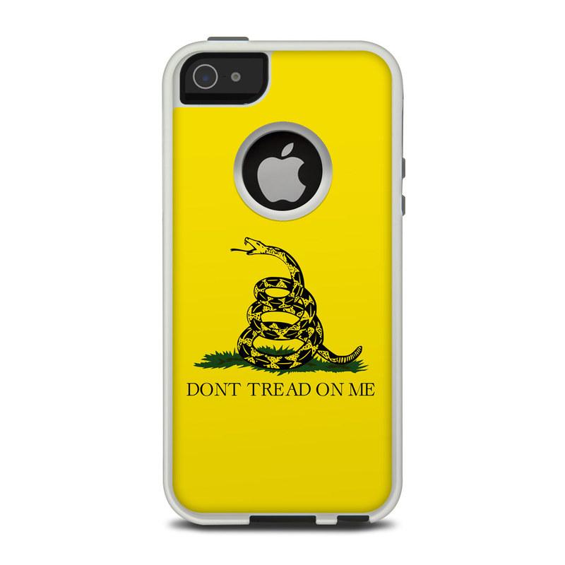 Gadsden Flag OtterBox Commuter iPhone 5 Skin
