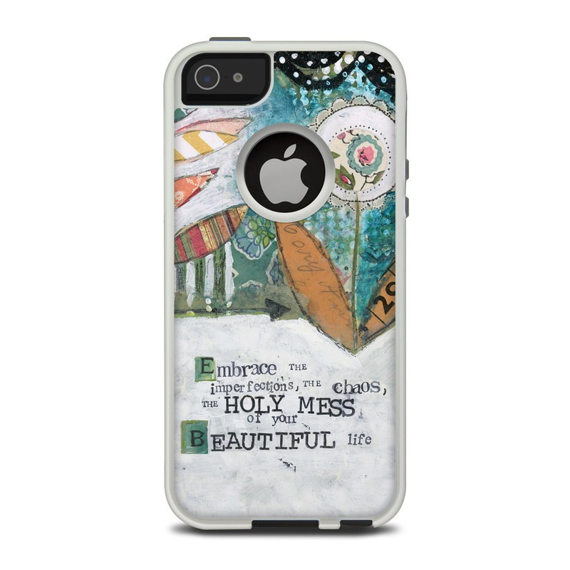 Holy Mess OtterBox Commuter iPhone 5 Skin
