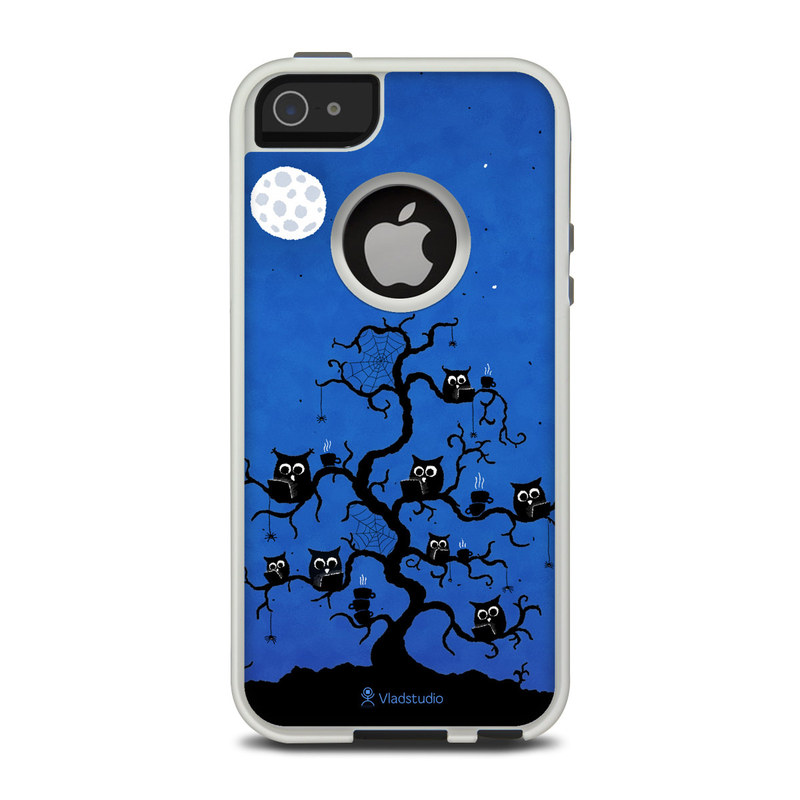 Internet Cafe OtterBox Commuter iPhone 5 Skin