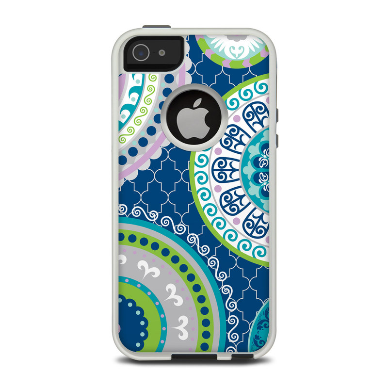 Medallions OtterBox Commuter iPhone 5 Skin