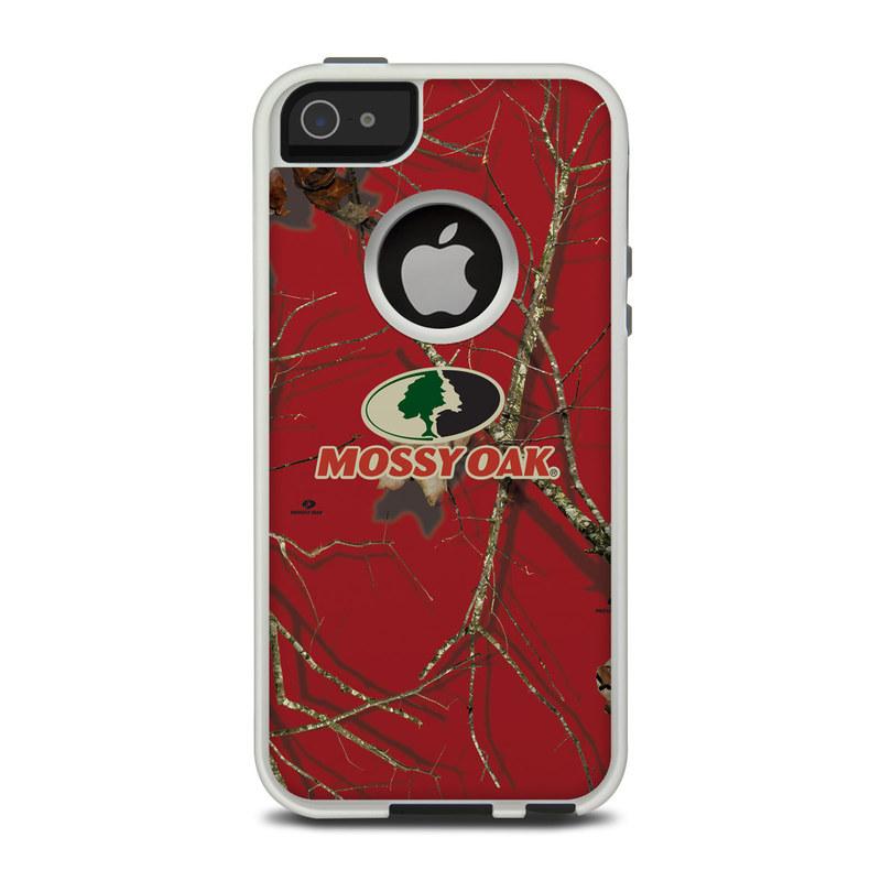 Break Up Lifestyles Red Oak OtterBox Commuter iPhone 5 Skin