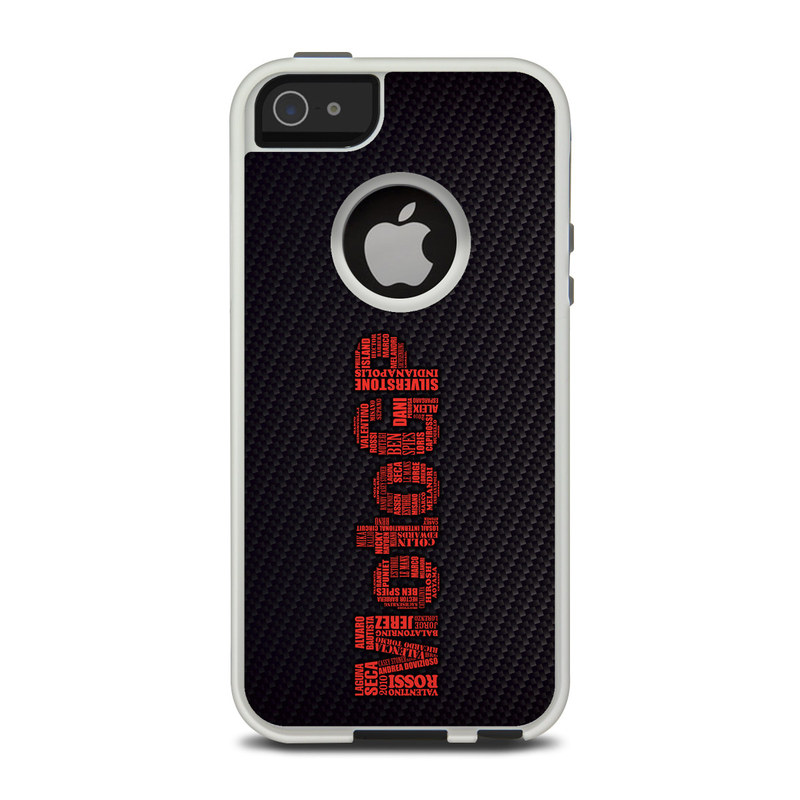 MotoGP OtterBox Commuter iPhone 5 Skin