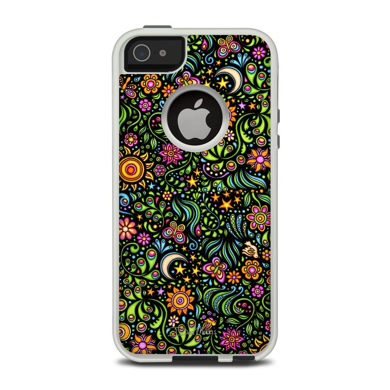 Nature Ditzy OtterBox Commuter iPhone 5 Skin