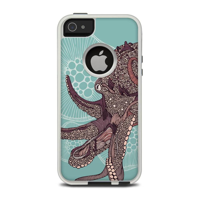 Octopus Bloom OtterBox Commuter iPhone 5 Skin