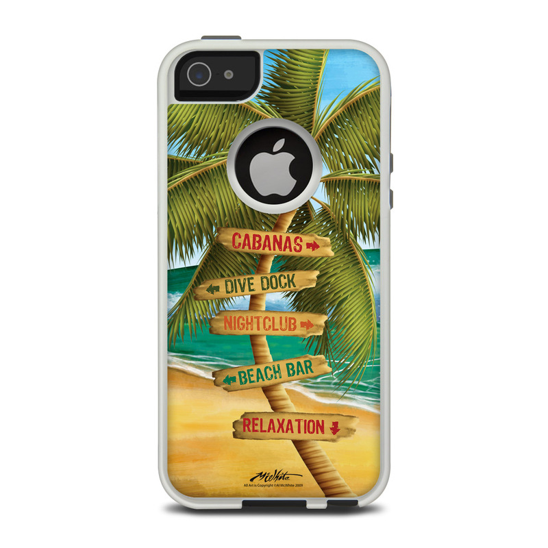 Palm Signs OtterBox Commuter iPhone 5 Skin