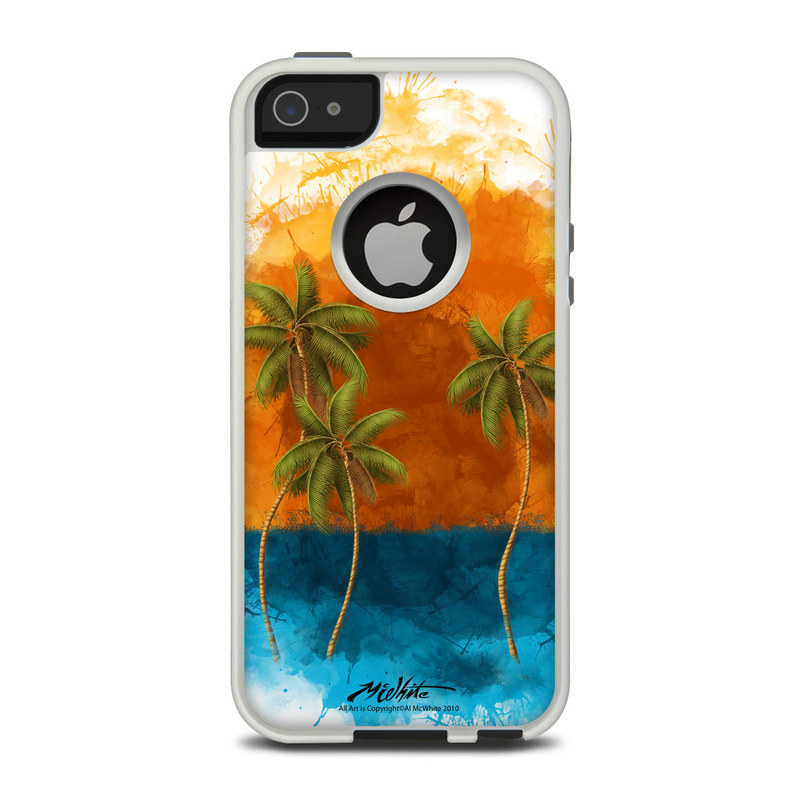 Palm Trio OtterBox Commuter iPhone 5 Skin