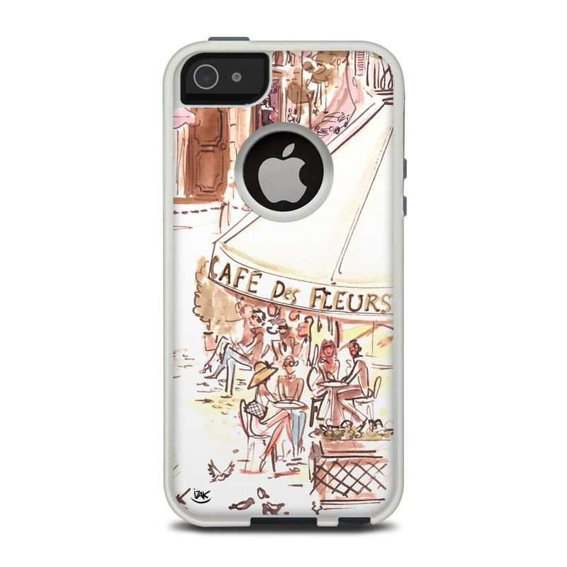 Paris Makes Me Happy OtterBox Commuter iPhone 5 Skin