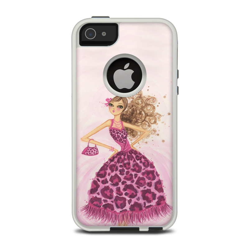 Perfectly Pink OtterBox Commuter iPhone 5 Skin