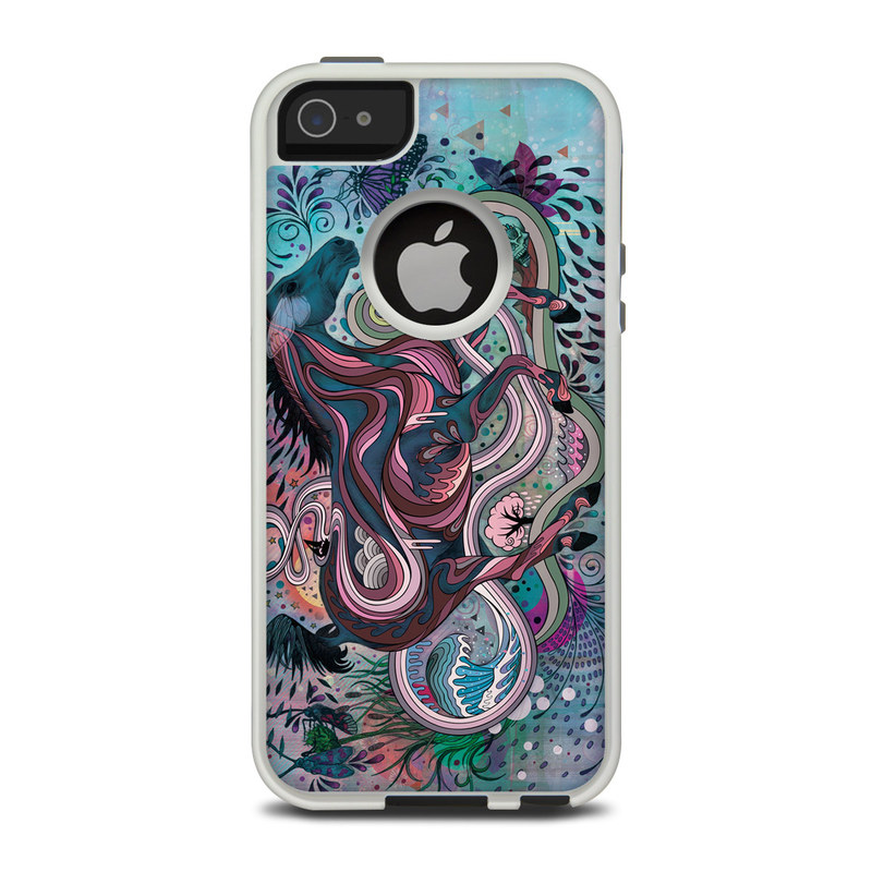 Poetry in Motion OtterBox Commuter iPhone 5 Skin
