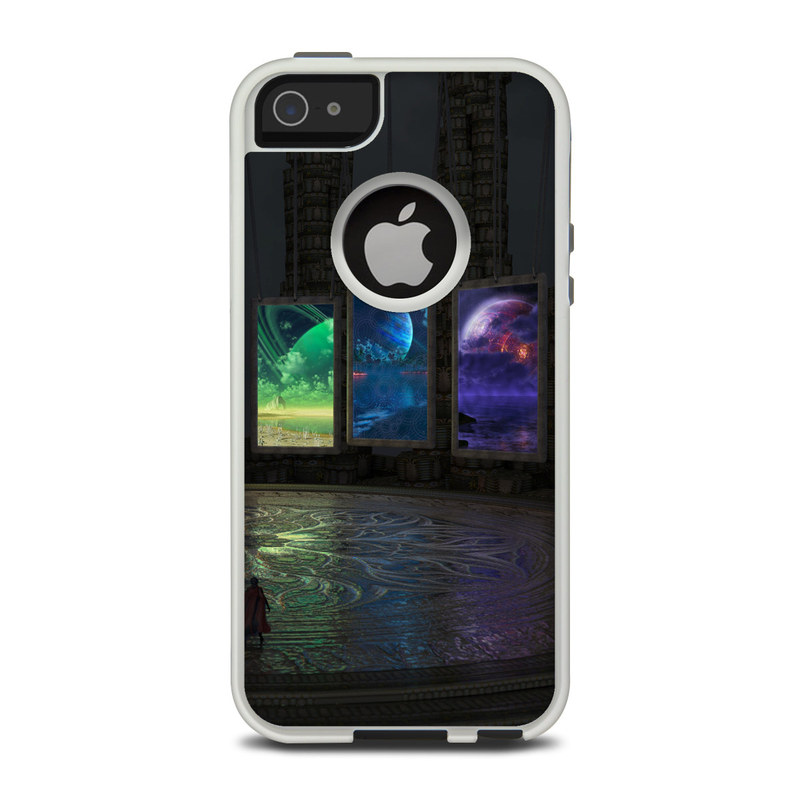 Portals OtterBox Commuter iPhone 5 Skin