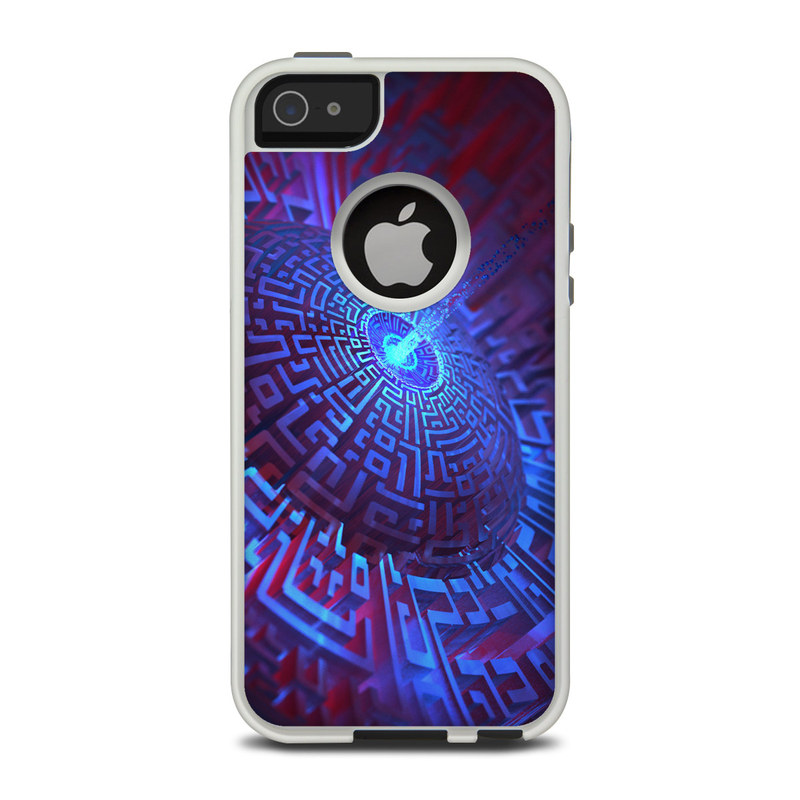 Receptor OtterBox Commuter iPhone 5 Skin