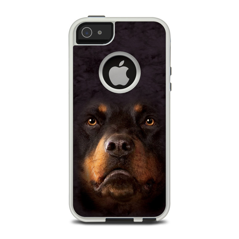 Rottweiler OtterBox Commuter iPhone 5 Skin
