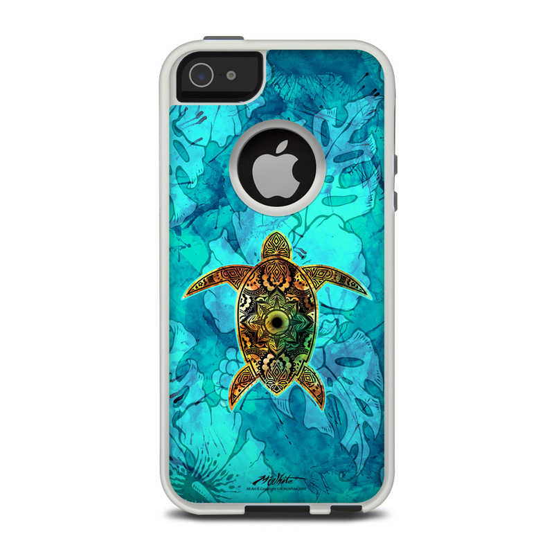 Sacred Honu OtterBox Commuter iPhone 5 Skin