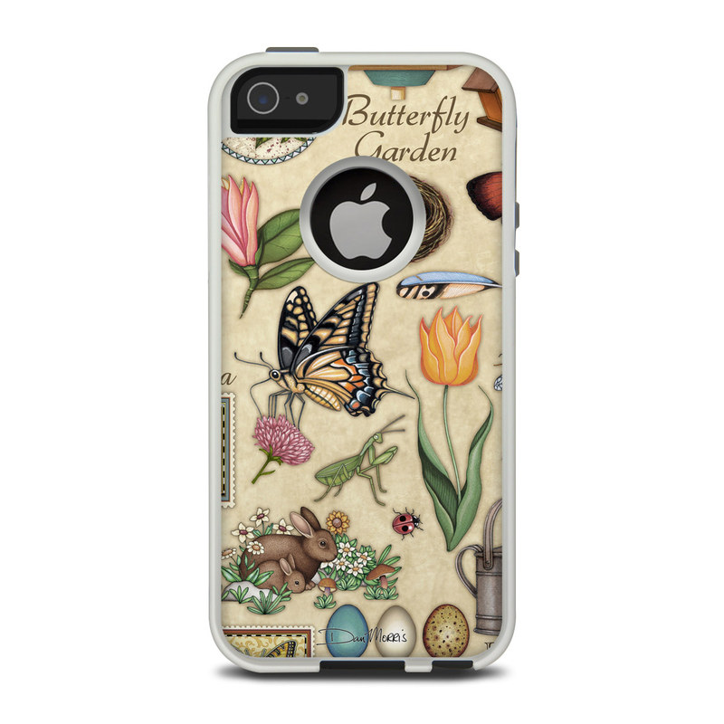 Spring All OtterBox Commuter iPhone 5 Skin