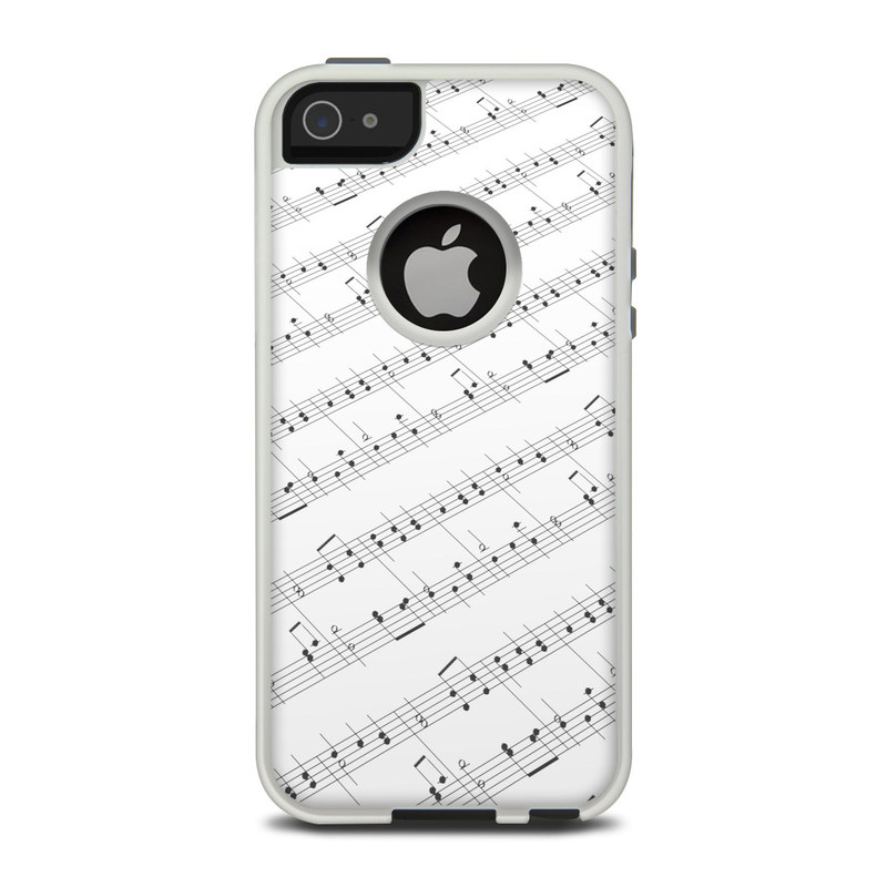 Symphonic OtterBox Commuter iPhone 5 Skin