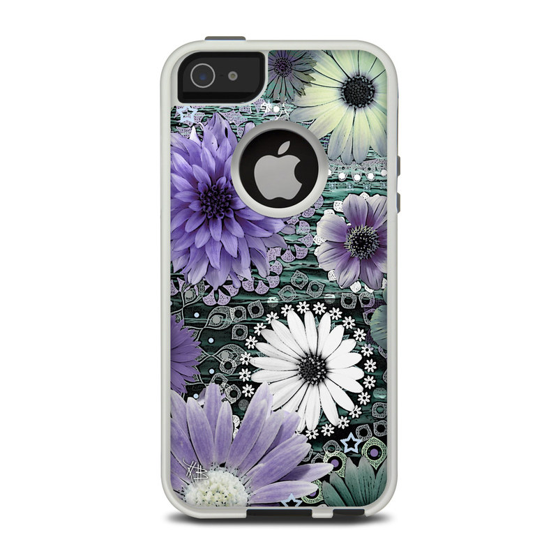 Tidal Bloom OtterBox Commuter iPhone 5 Skin