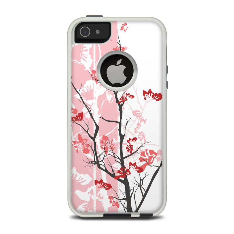 Pink Tranquility OtterBox Commuter iPhone 5 Skin