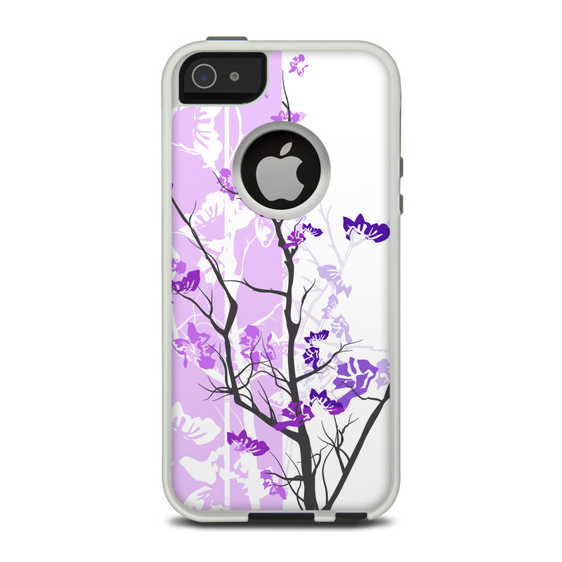 Violet Tranquility OtterBox Commuter iPhone 5 Skin