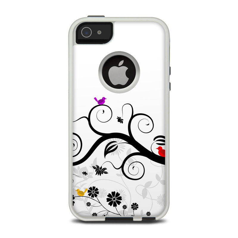 Tweet Light OtterBox Commuter iPhone 5 Skin