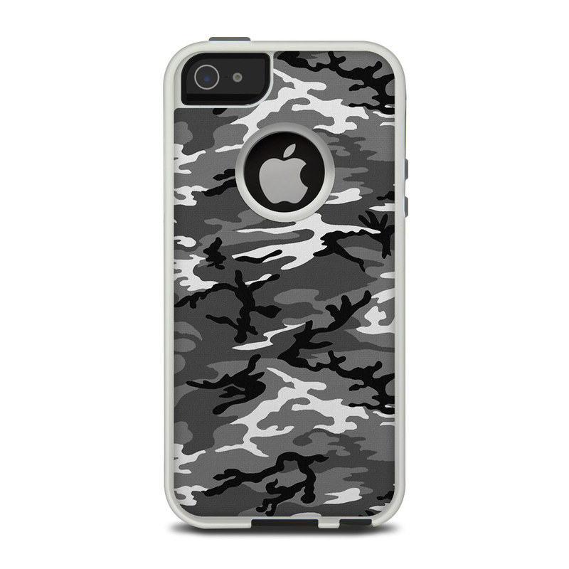 Urban Camo OtterBox Commuter iPhone 5 Skin