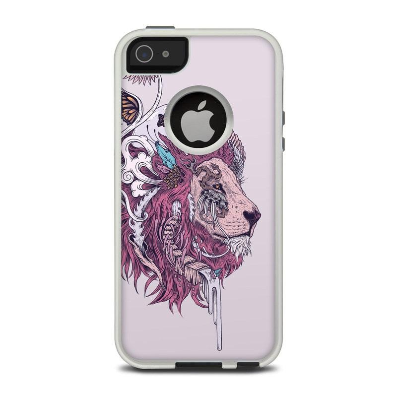 Unbound Autonomy OtterBox Commuter iPhone 5 Skin