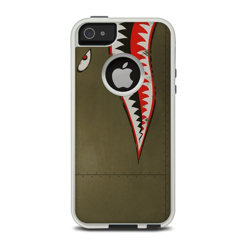 USAF Shark OtterBox Commuter iPhone 5 Skin