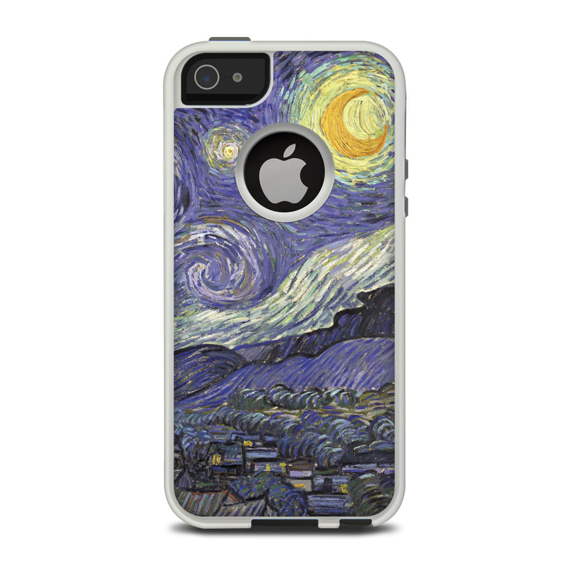 Starry Night OtterBox Commuter iPhone 5 Skin
