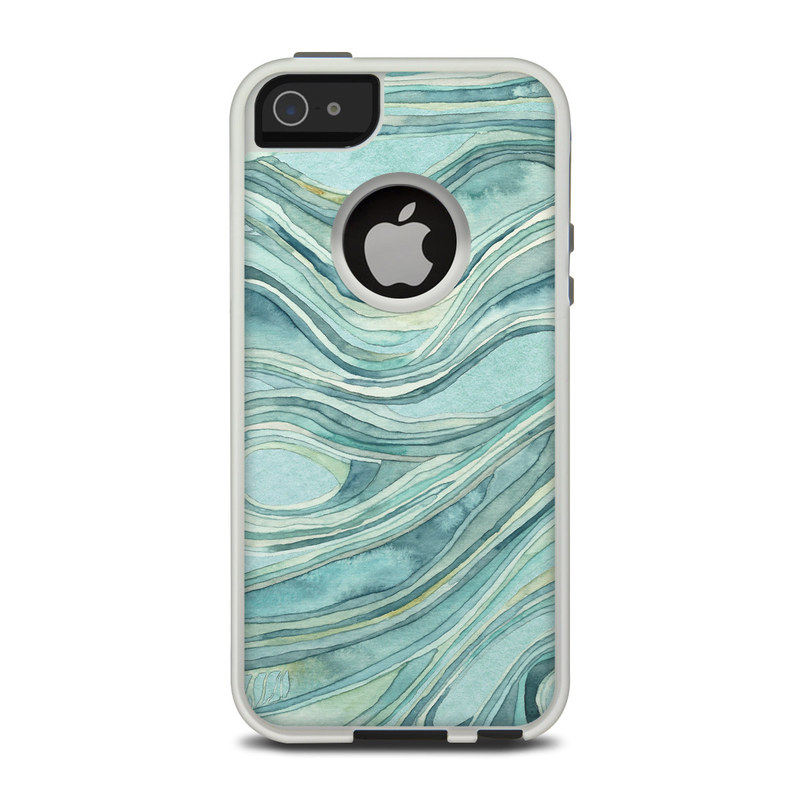 Waves OtterBox Commuter iPhone 5 Skin