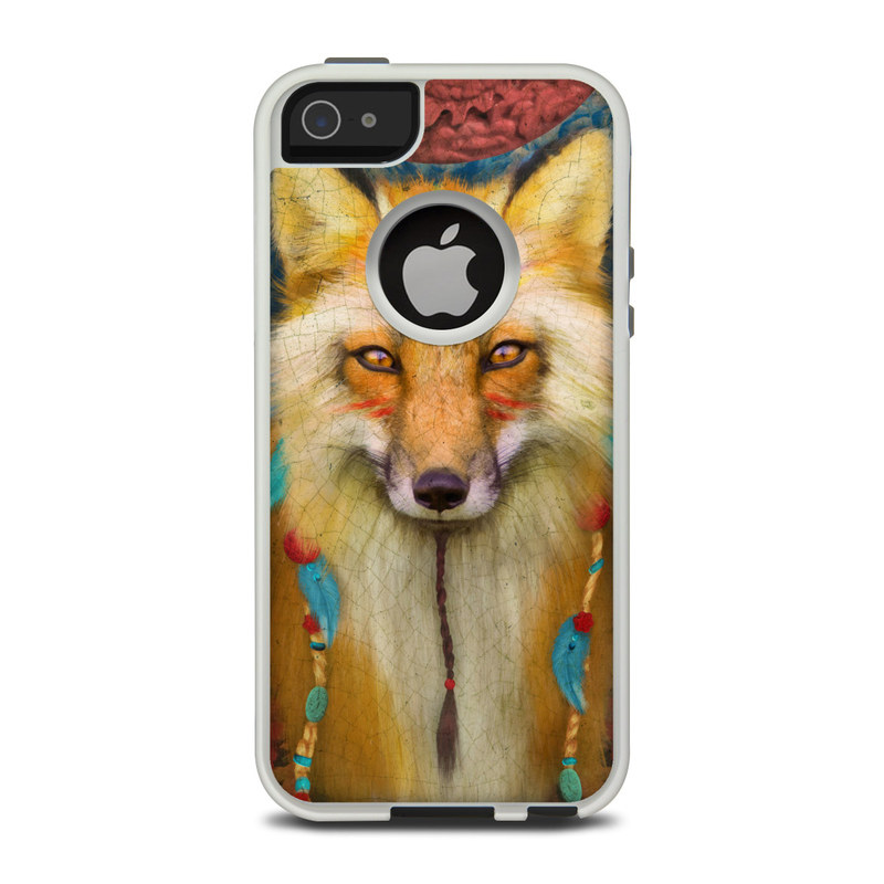 Wise Fox OtterBox Commuter iPhone 5 Skin