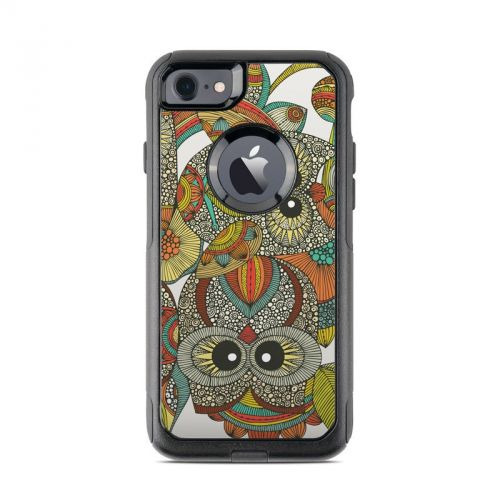 4 owls OtterBox Commuter iPhone 7 Skin
